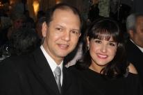 Emmanuel y Carolina Peña