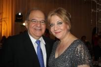 Manuel Gonzalez Salvador y Gorgette Goraieb