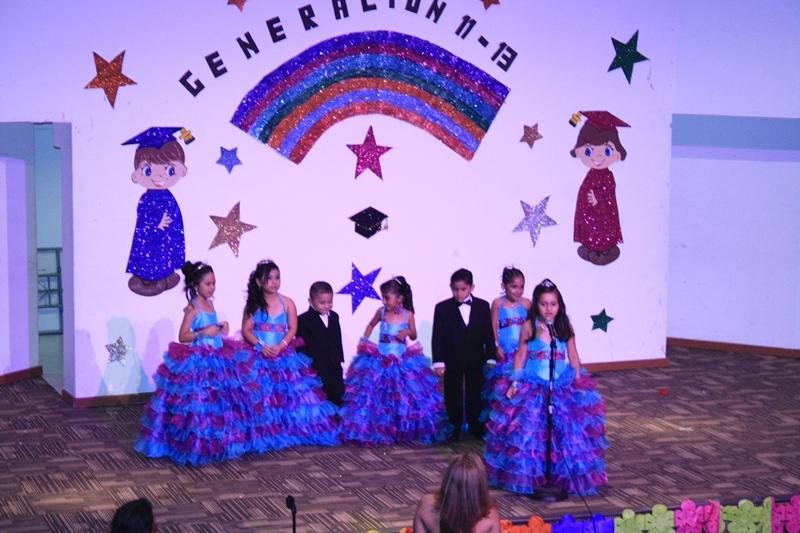 Decoración Para Graduación De Kinder Imagui
