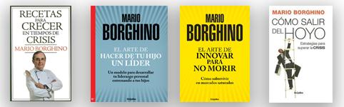 Libros - Mario Borghino